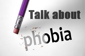 talk about phobia